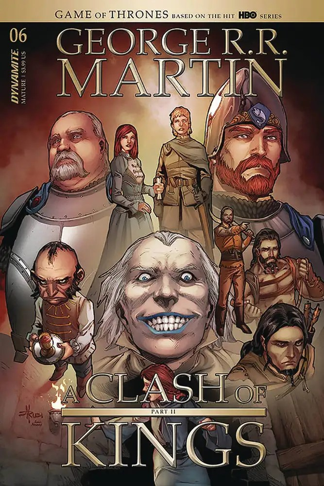 APR201267 ComicList: Dynamite Entertainment New Releases for 08/19/2020