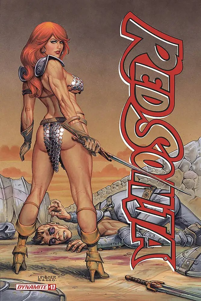 APR201272 ComicList: Dynamite Entertainment New Releases for 07/22/2020