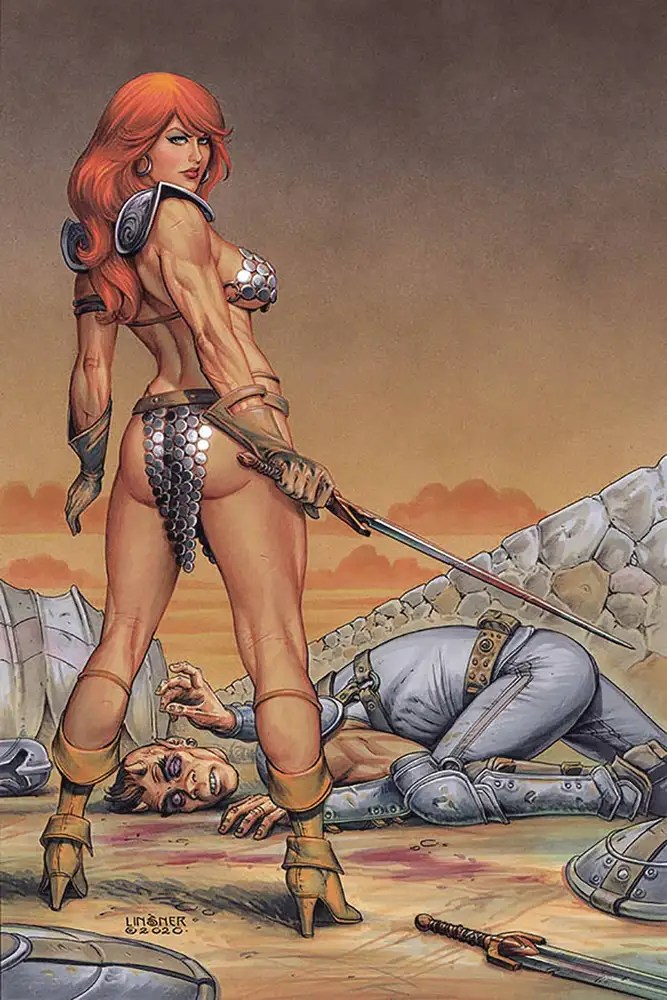 APR201284 ComicList: Dynamite Entertainment New Releases for 08/19/2020