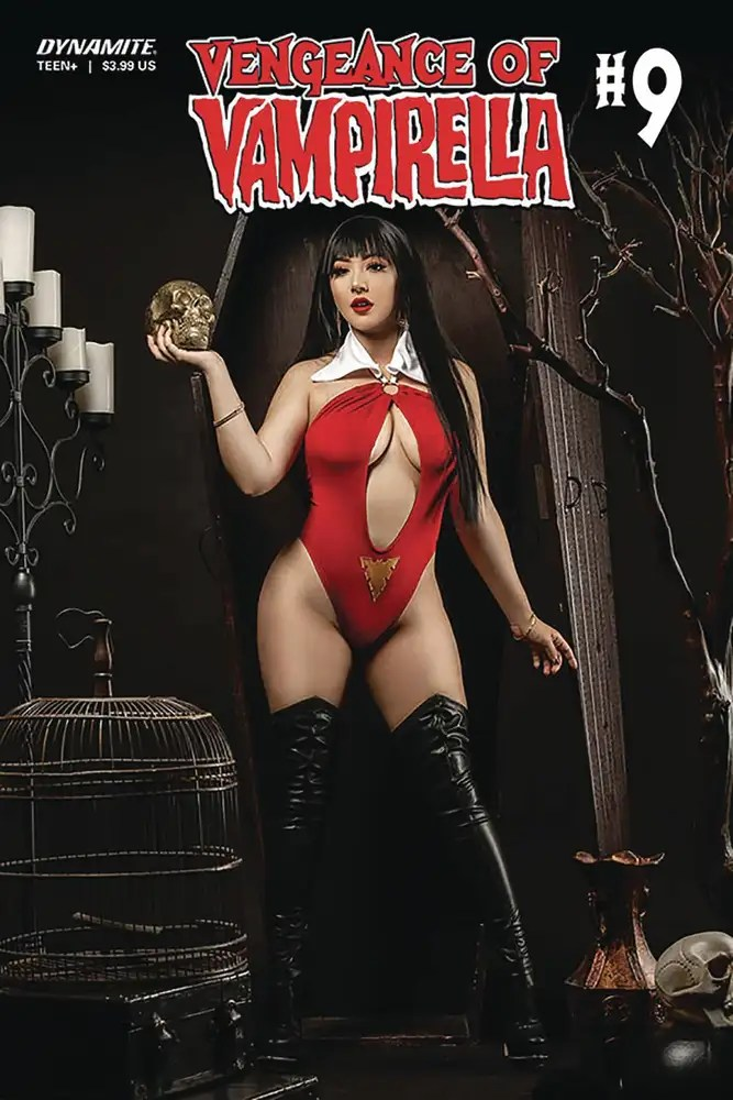 APR201320 ComicList: Dynamite Entertainment New Releases for 07/22/2020