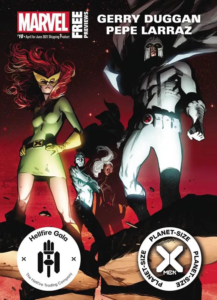 APR210088 ComicList: Marvel Comics New Releases for 05/26/2021