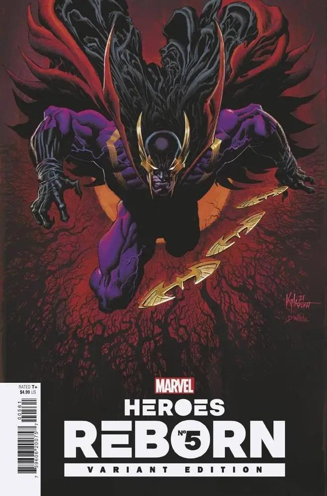 APR210696 ComicList: Marvel Comics New Releases for 06/02/2021