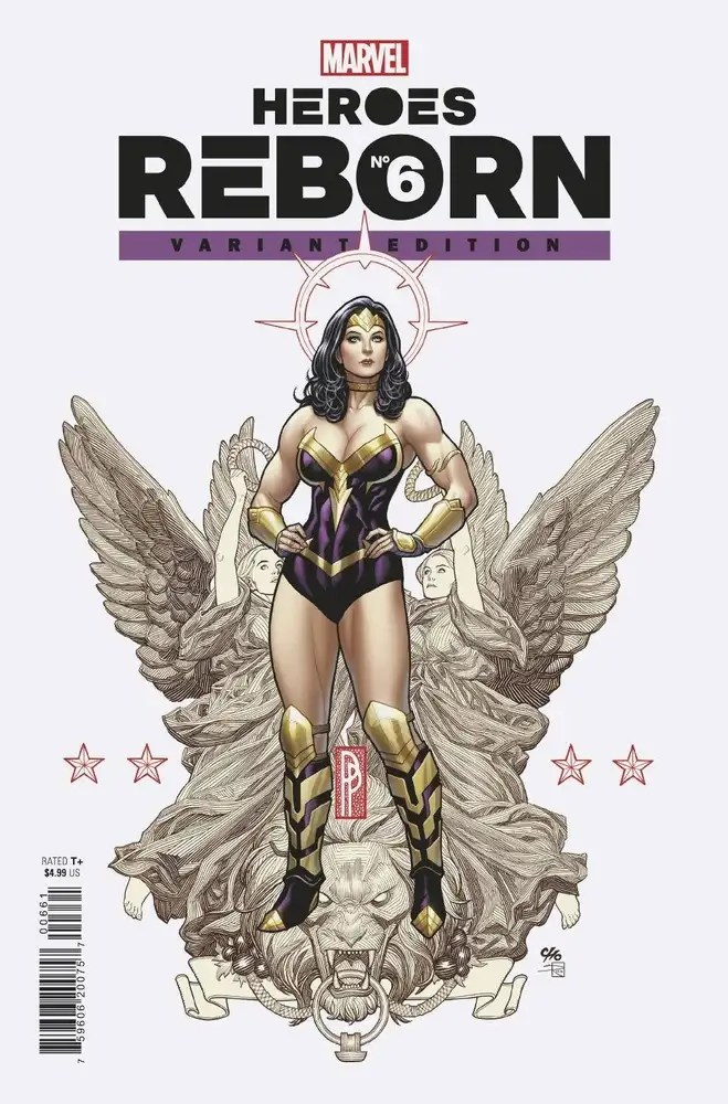 APR210702 ComicList: Marvel Comics New Releases for 06/09/2021