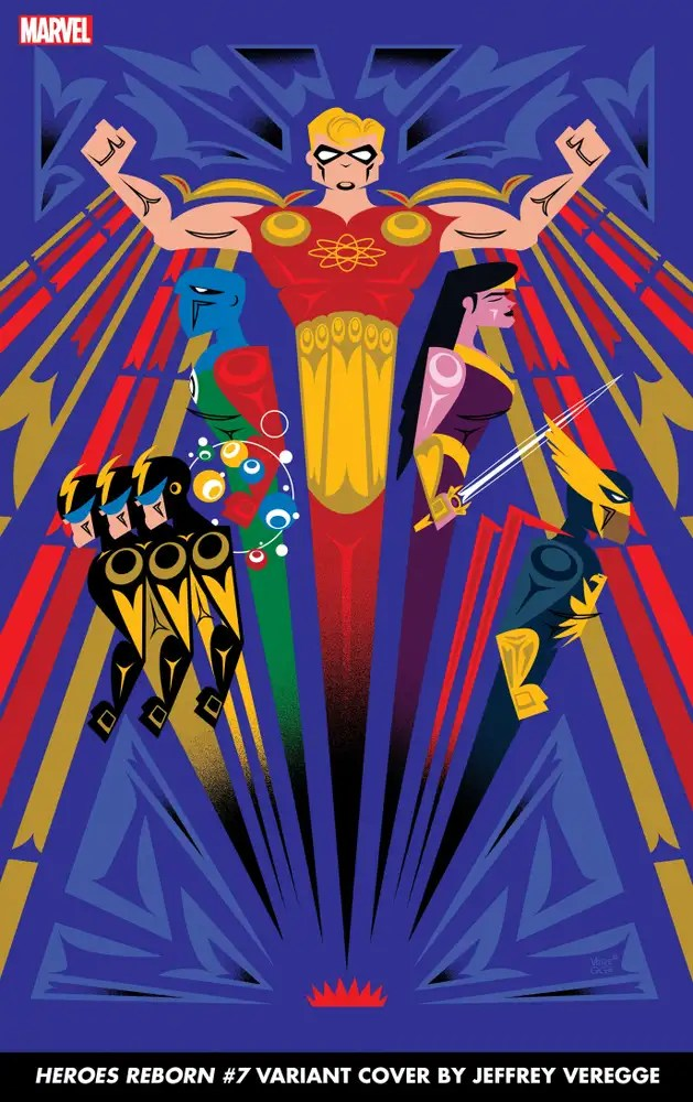 APR210707 ComicList: Marvel Comics New Releases for 06/16/2021