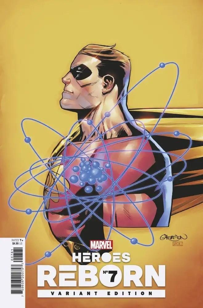 APR210708 ComicList: Marvel Comics New Releases for 06/16/2021