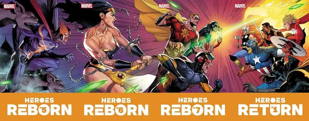 APR210714 ComicList: Marvel Comics New Releases for 06/23/2021