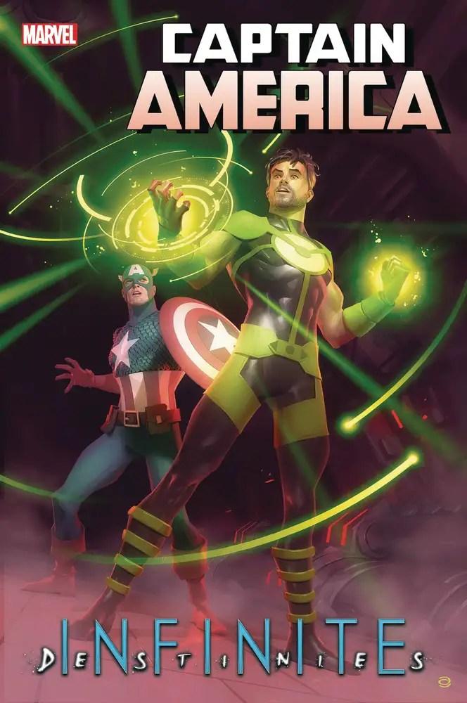 APR210734 ComicList: Marvel Comics New Releases for 06/16/2021