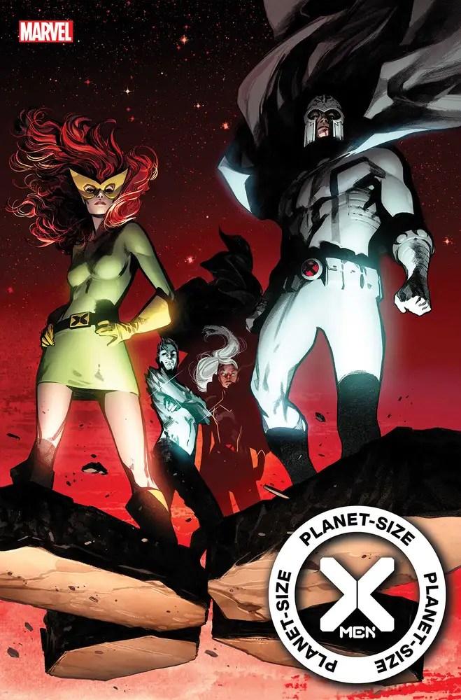 APR210742 ComicList: Marvel Comics New Releases for 06/16/2021