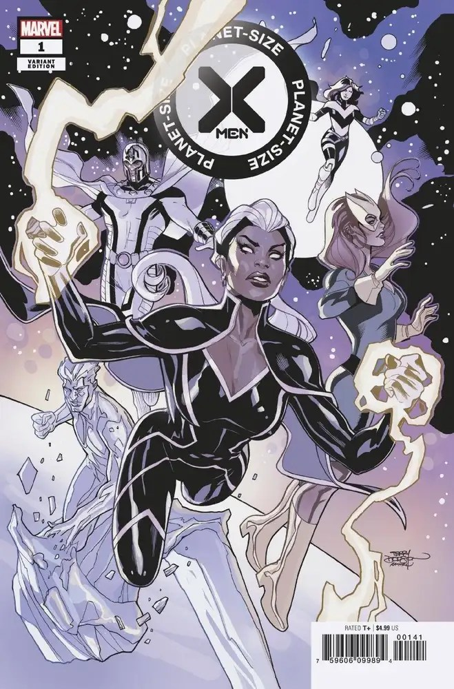 APR210743 ComicList: Marvel Comics New Releases for 06/16/2021
