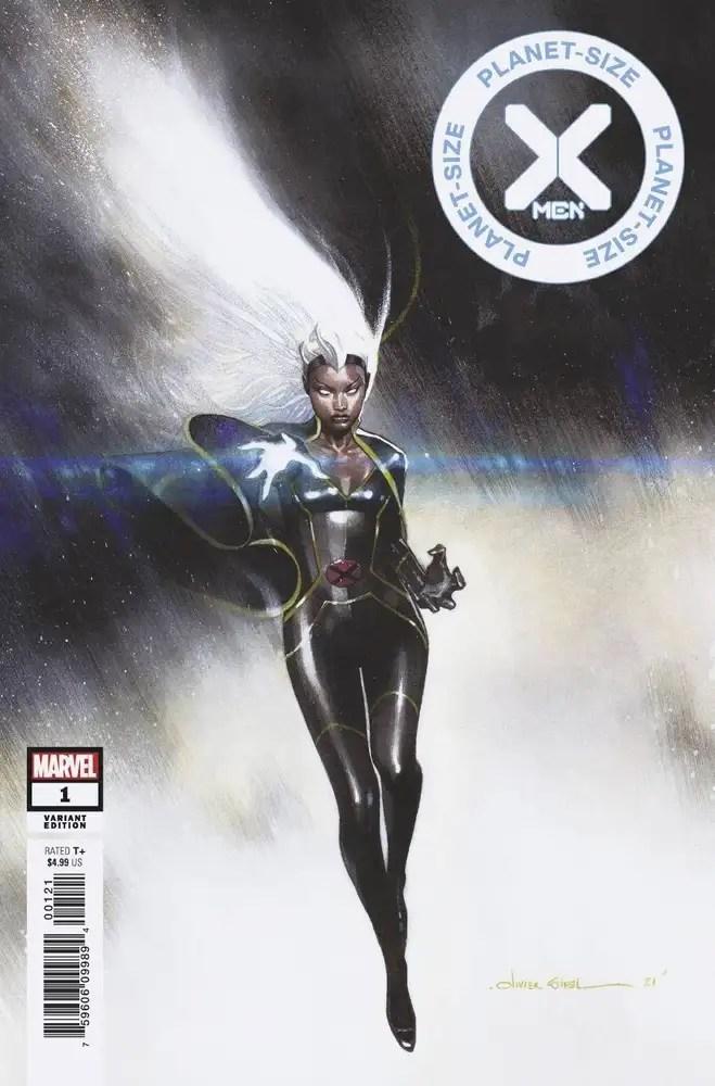 APR210745 ComicList: Marvel Comics New Releases for 06/16/2021