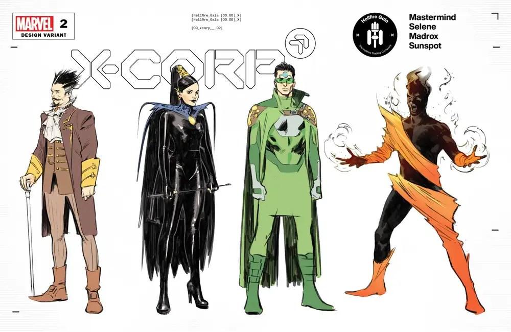 APR210778 ComicList: Marvel Comics New Releases for 06/16/2021