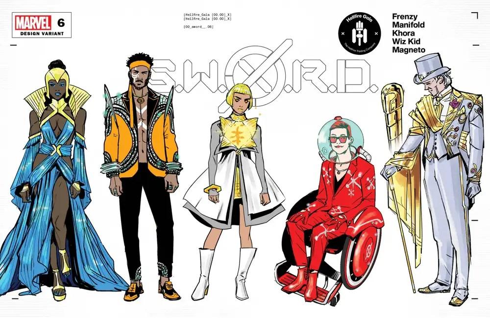 APR210784 ComicList: Marvel Comics New Releases for 06/23/2021
