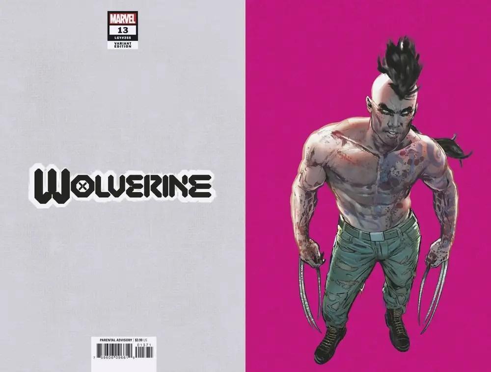 APR210793 ComicList: Marvel Comics New Releases for 06/23/2021