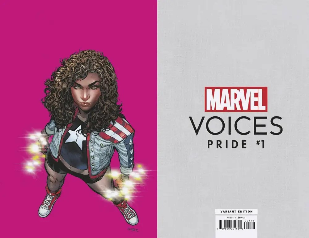 APR210815 ComicList: Marvel Comics New Releases for 06/23/2021
