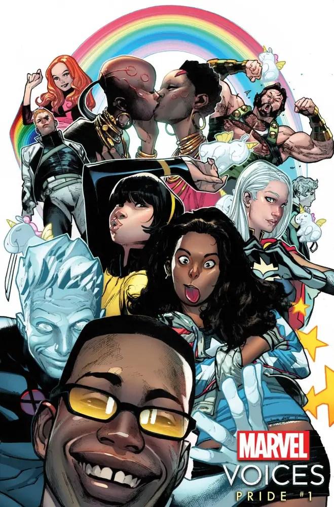 APR210819 ComicList: Marvel Comics New Releases for 06/23/2021