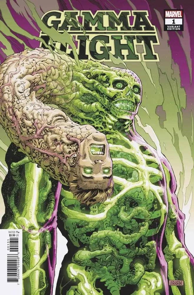APR210840 ComicList: Marvel Comics New Releases for 06/23/2021