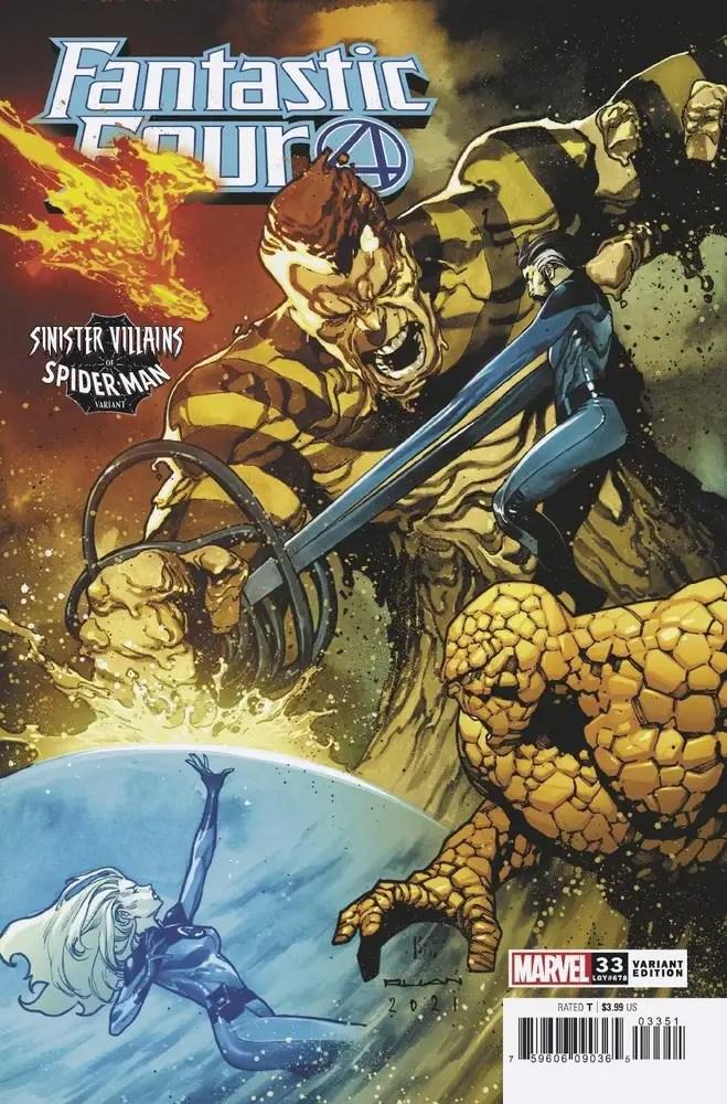 APR210867 ComicList: Marvel Comics New Releases for 06/16/2021