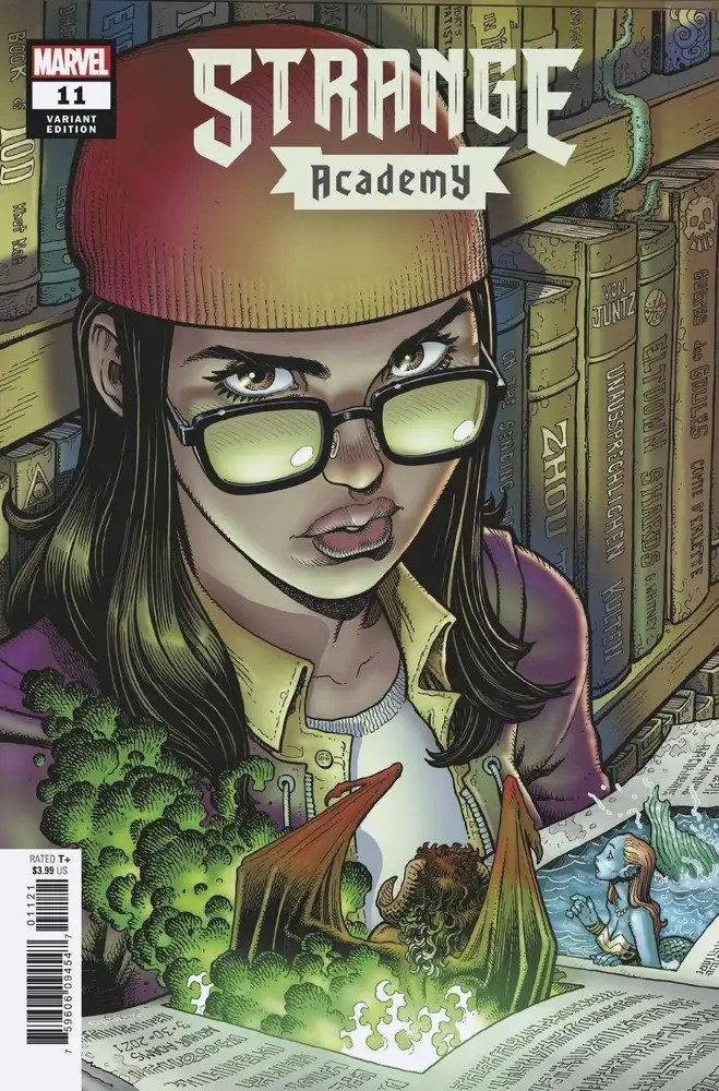 APR210936 ComicList: Marvel Comics New Releases for 06/09/2021