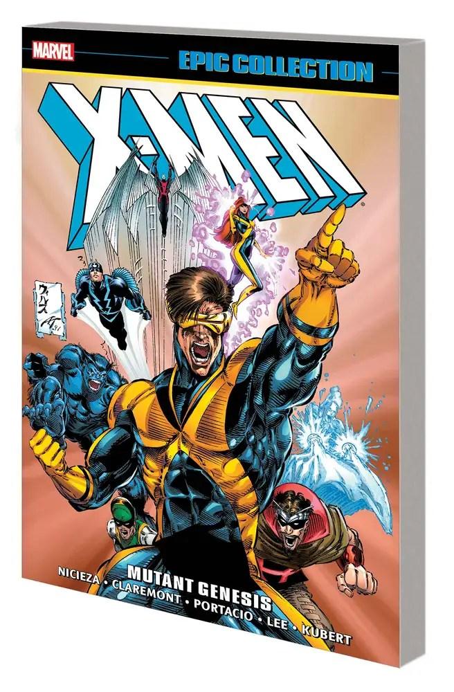 APR210999 ComicList: Marvel Comics New Releases for 06/23/2021
