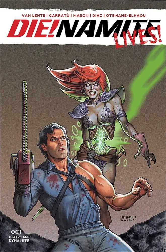 APR211015 ComicList: Dynamite Entertainment New Releases for 06/09/2021