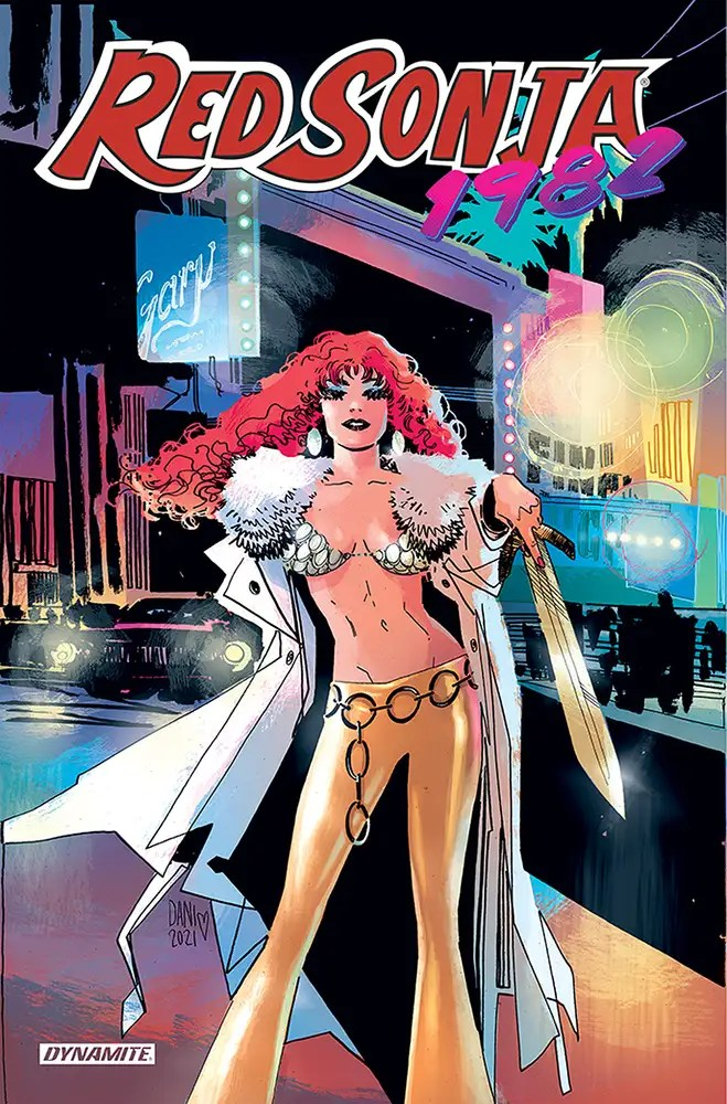 APR211087 ComicList: Dynamite Entertainment New Releases for 06/09/2021