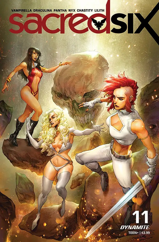 APR211134 ComicList: Dynamite Entertainment New Releases for 07/28/2021