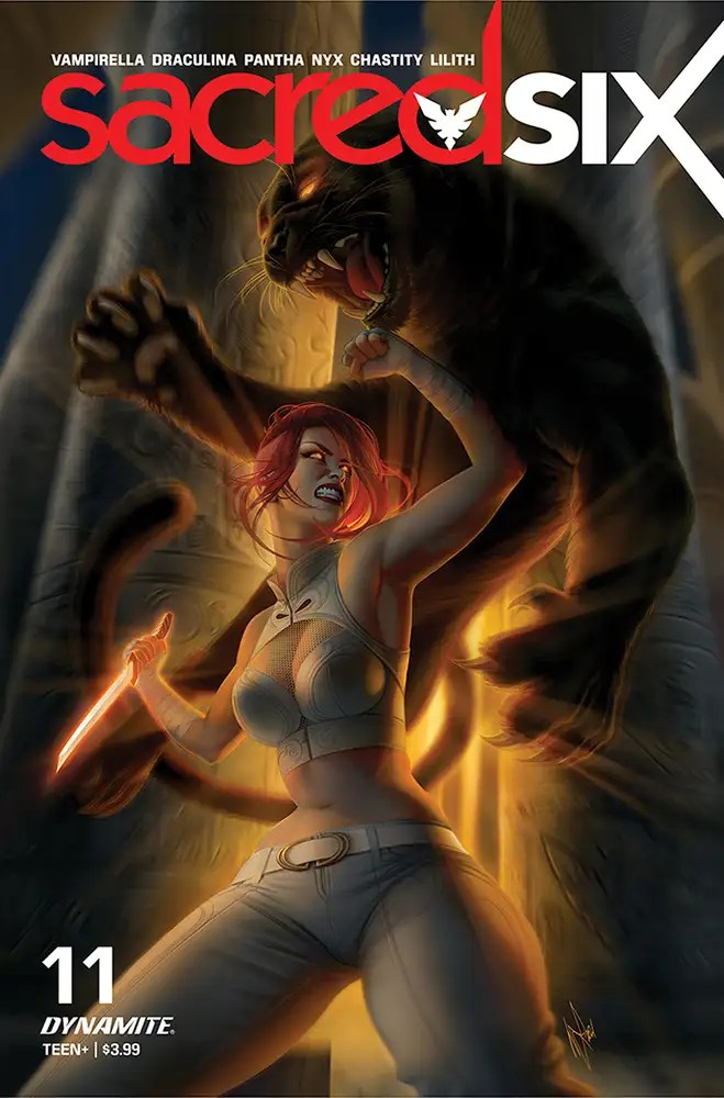 APR211136 ComicList: Dynamite Entertainment New Releases for 07/28/2021