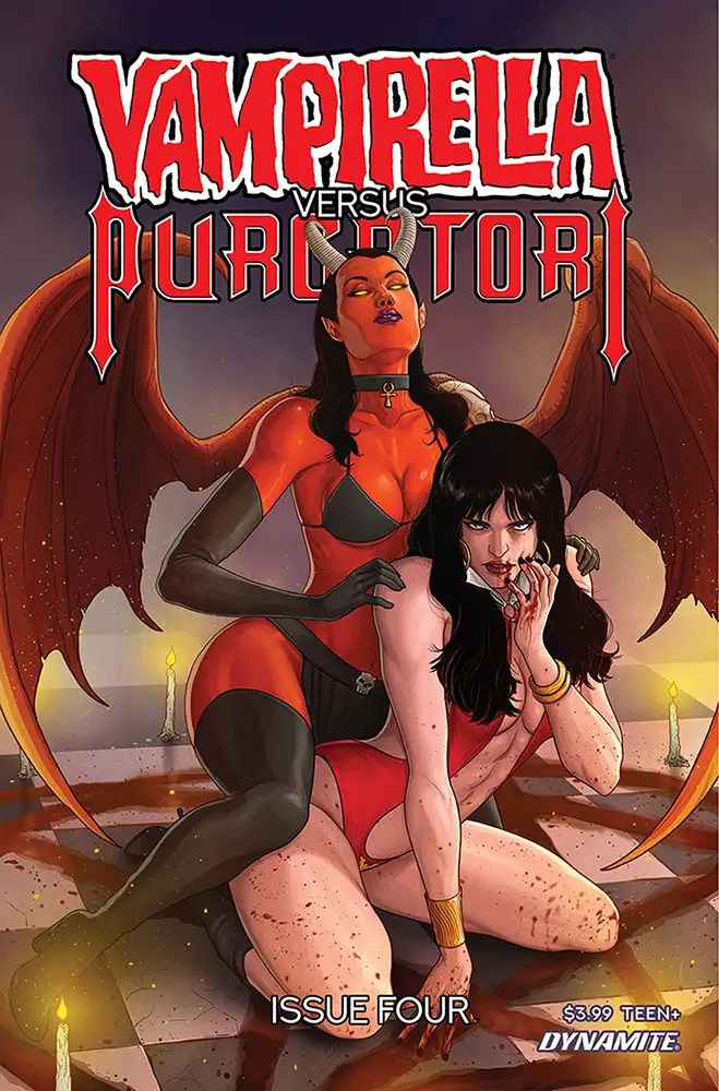 APR211148 ComicList: Dynamite Entertainment New Releases for 06/09/2021
