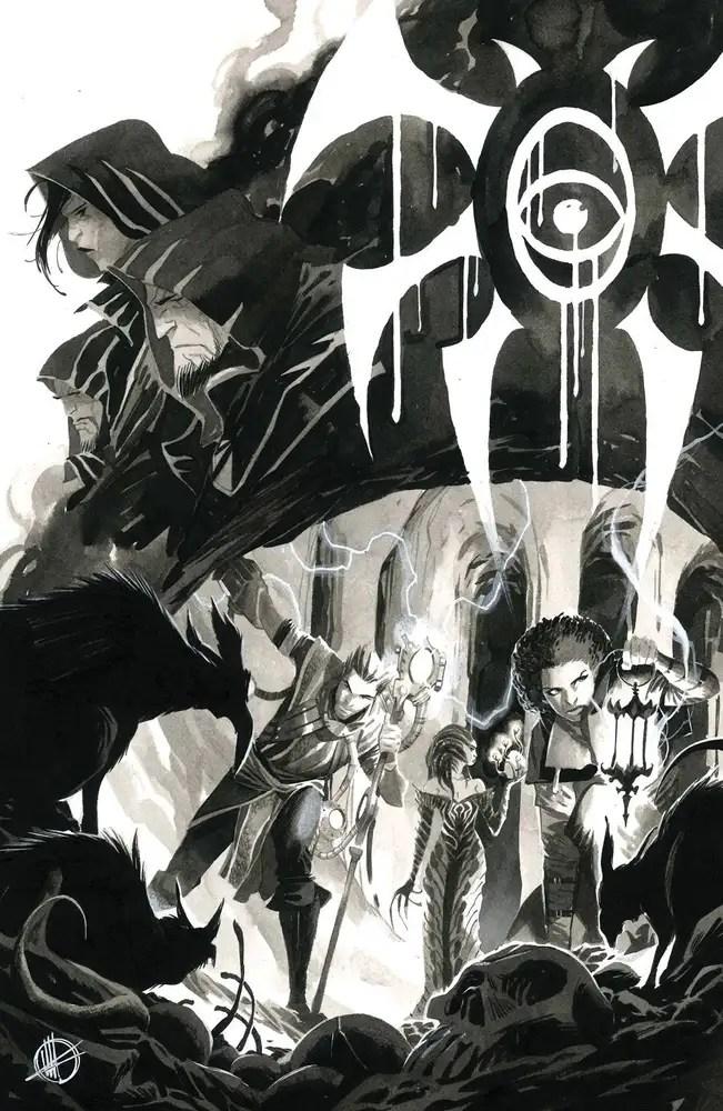 APR218135 ComicList: BOOM! Studios New Releases for 06/16/2021