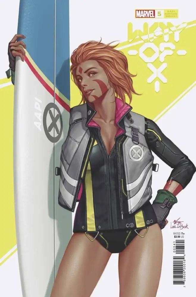 APR219410 ComicList: Marvel Comics New Releases for 08/18/2021