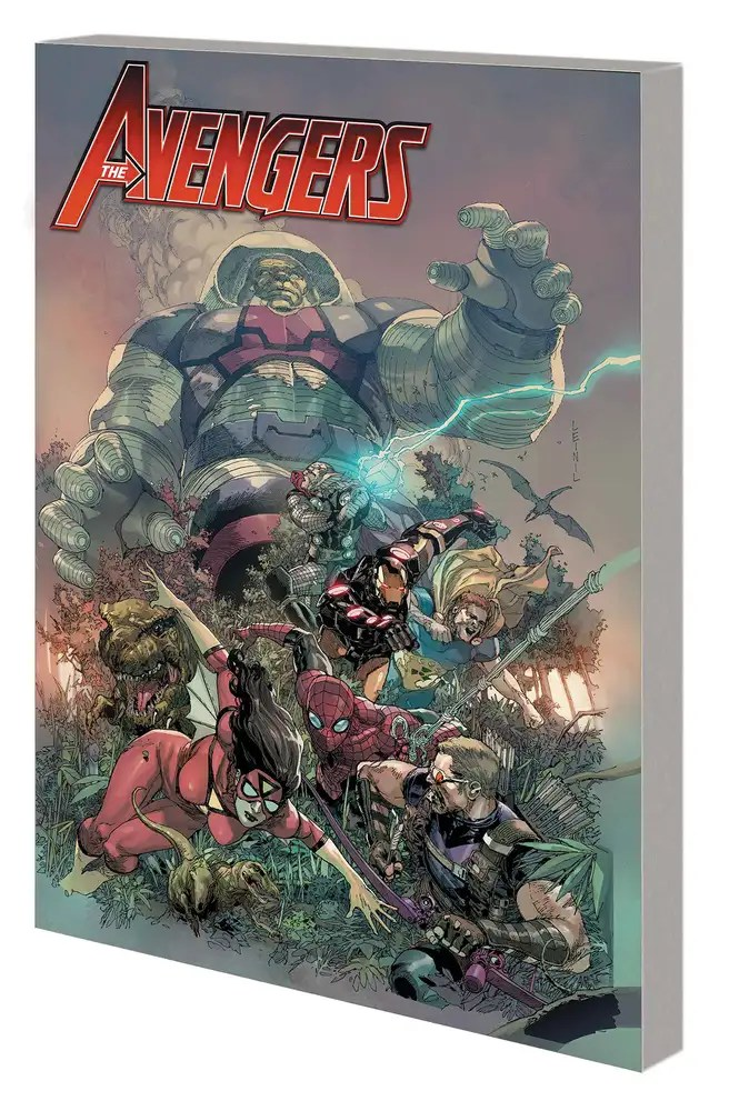 AUG200759 ComicList: Marvel Comics New Releases for 11/25/2020
