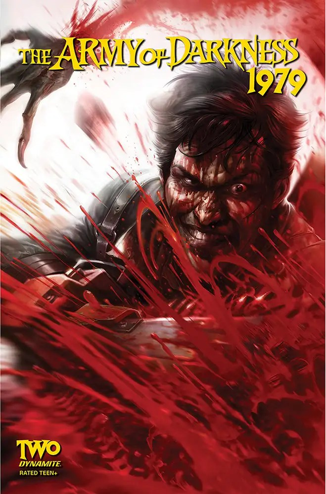 AUG210753 ComicList: Dynamite Entertainment New Releases for 10/13/2021