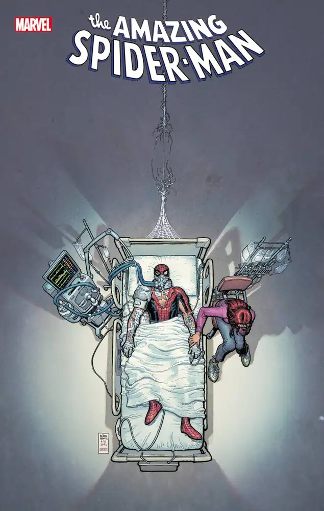 AUG211039 ComicList: Marvel Comics New Releases for 10/13/2021