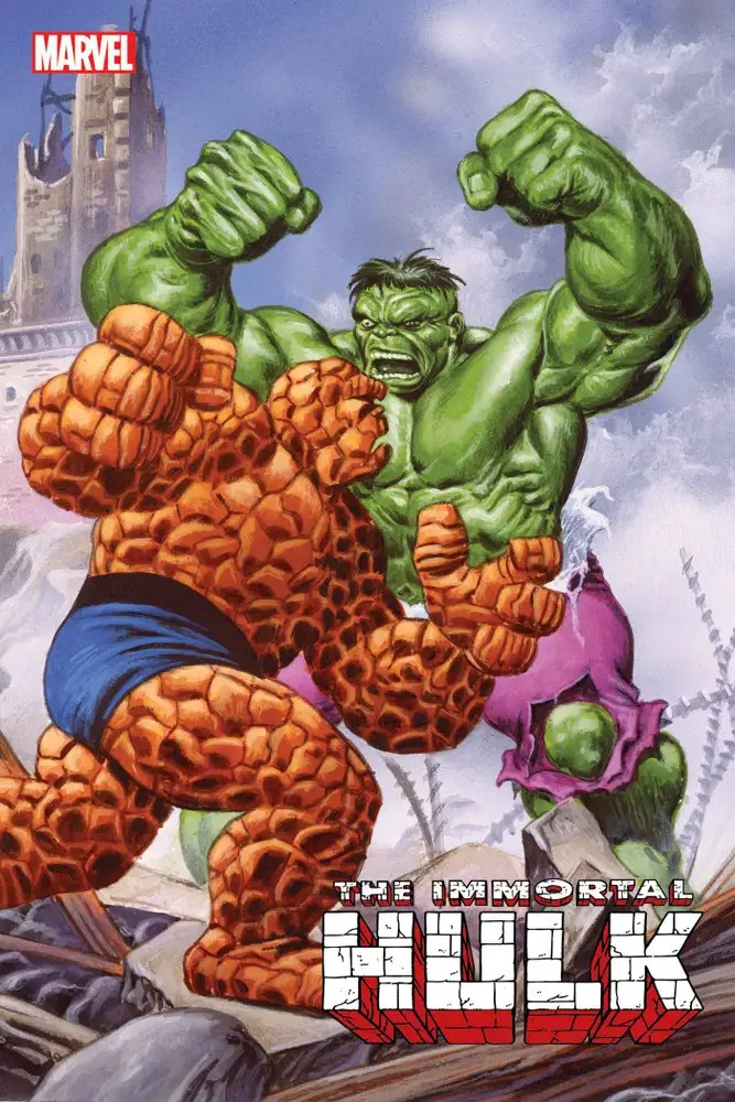 AUG211057 ComicList: Marvel Comics New Releases for 10/13/2021