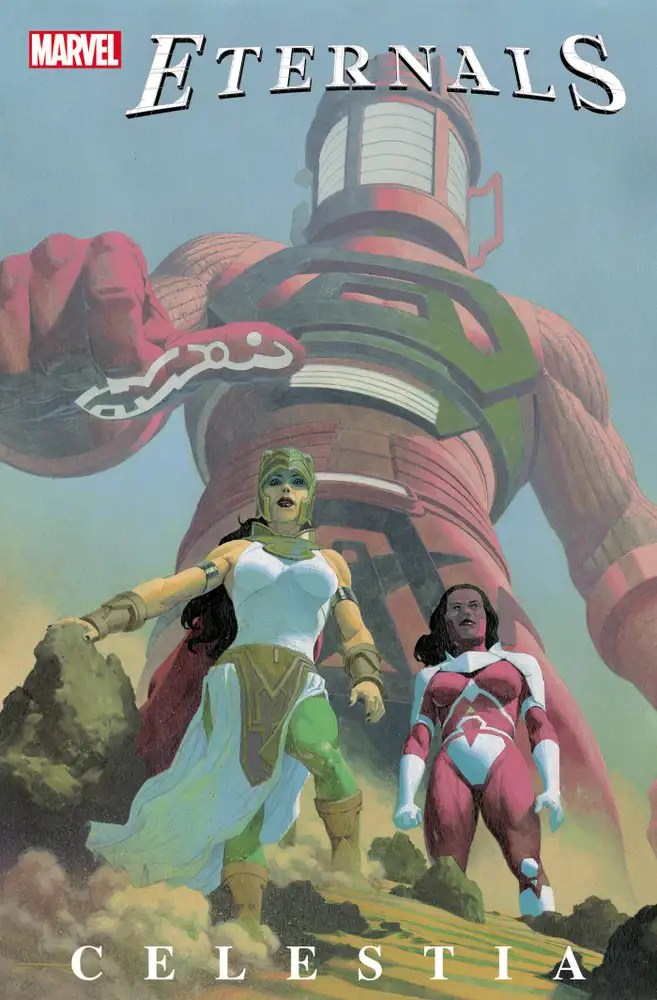 AUG211136 ComicList: Marvel Comics New Releases for 10/06/2021