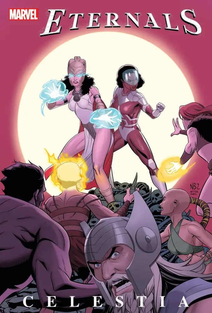 AUG211137 ComicList: Marvel Comics New Releases for 10/06/2021