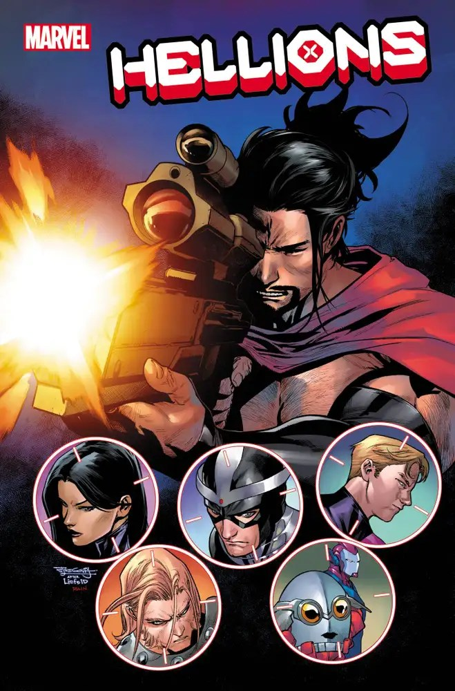 AUG211150 ComicList: Marvel Comics New Releases for 10/06/2021
