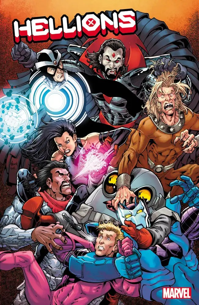 AUG211151 ComicList: Marvel Comics New Releases for 10/06/2021