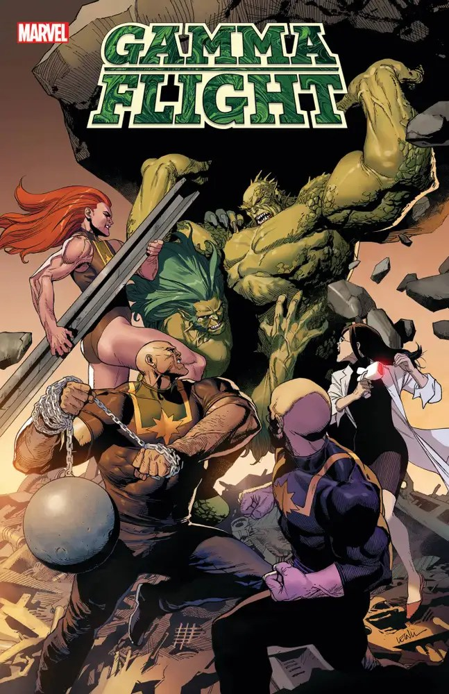 AUG211205 ComicList: Marvel Comics New Releases for 10/13/2021