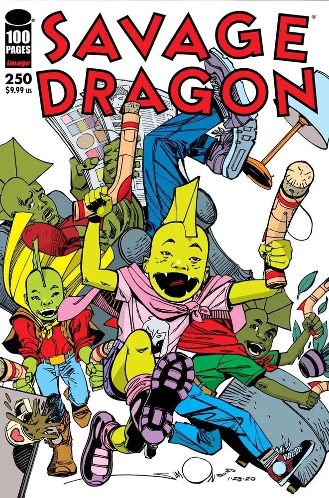 DEC190059 ComicList: Image Comics New Releases for 07/15/2020