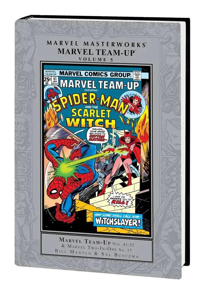 DEC190977 ComicList: Marvel Comics New Releases for 07/29/2020