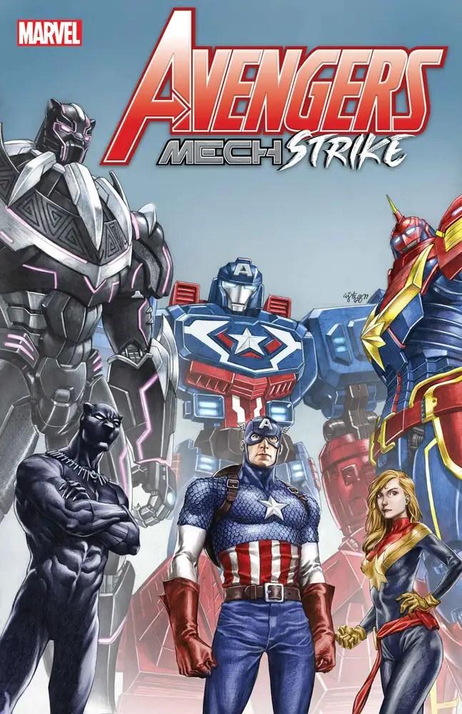 DEC200535 ComicList: Marvel Comics New Releases for 02/03/2021