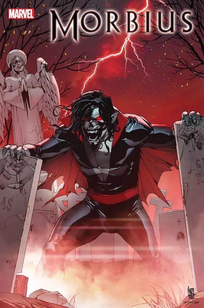 DEC200538 ComicList: Marvel Comics New Releases for 02/10/2021