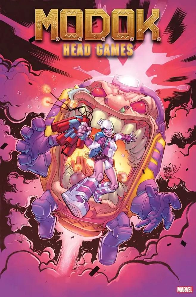 DEC200544 ComicList: Marvel Comics New Releases for 02/17/2021