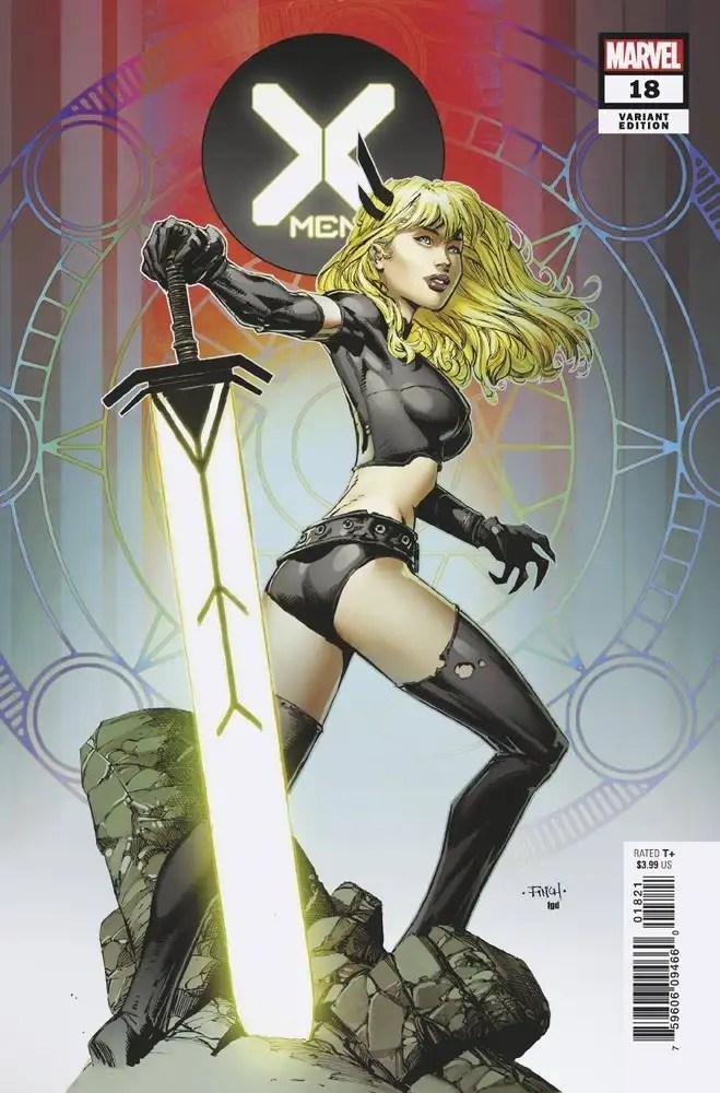 DEC200577 ComicList: Marvel Comics New Releases for 02/24/2021