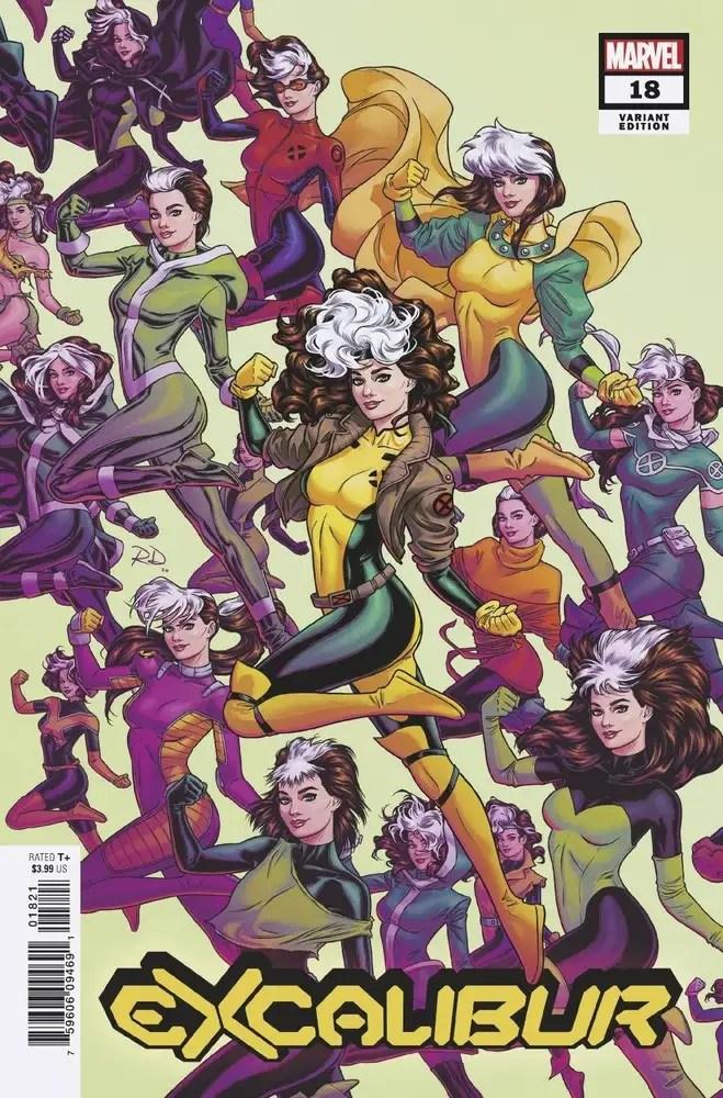 DEC200582 ComicList: Marvel Comics New Releases for 02/10/2021