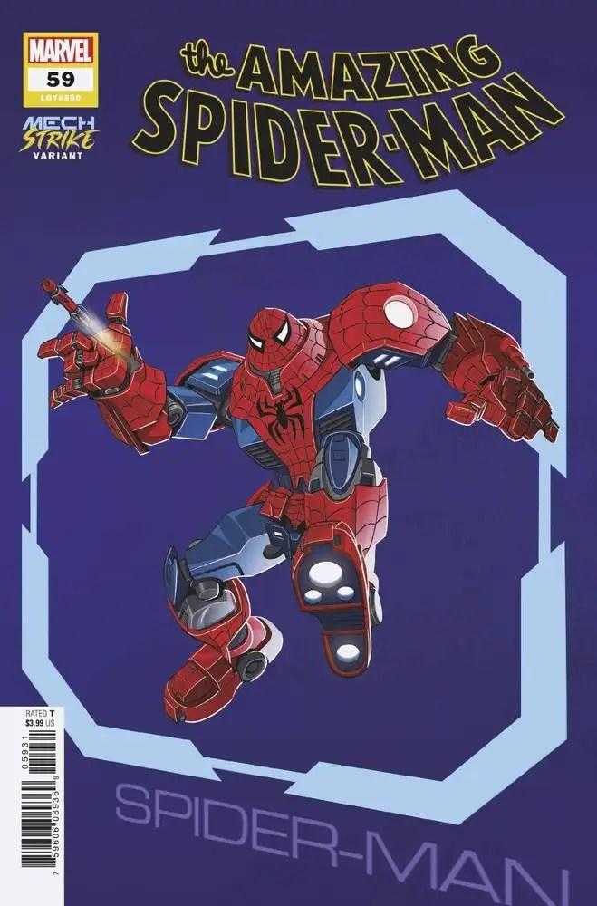 DEC200588 ComicList: Marvel Comics New Releases for 02/10/2021