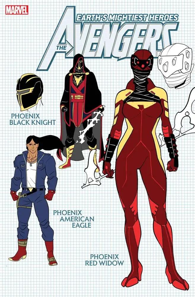 DEC200596 ComicList: Marvel Comics New Releases for 02/03/2021