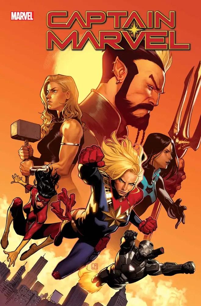 DEC200605 ComicList: Marvel Comics New Releases for 02/24/2021