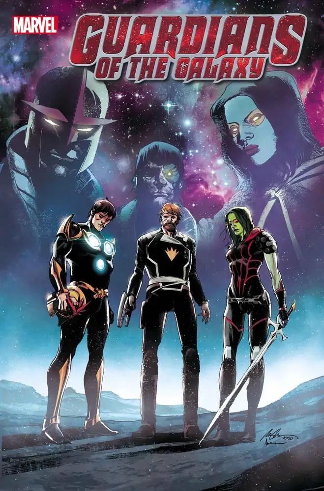 DEC200613 ComicList: Marvel Comics New Releases for 02/17/2021